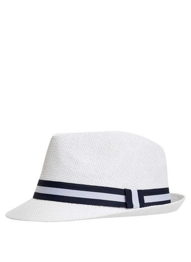 DeFacto Şapka Beyaz
